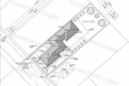 Dabasi eladó családi ház, 4 szobás, 120 négyzetméteres