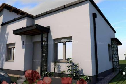 Szombathely ikerház eladó, 4 szobás, új építésű