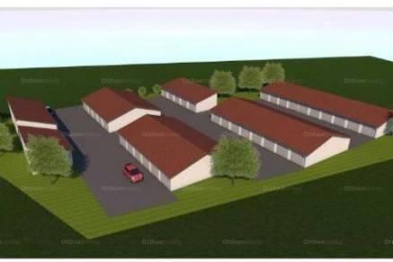 Eger új építésű garázs eladó