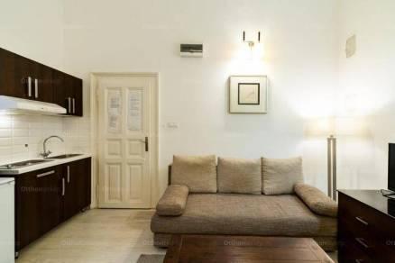 Budapesti kiadó lakás, 1+1 szobás, 27 négyzetméteres