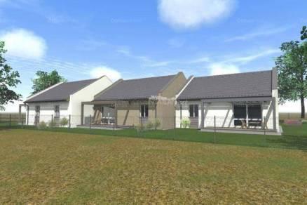 Eladó új építésű sorház Szombathely, 4 szobás