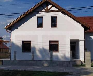 Dabas új építésű házrész eladó