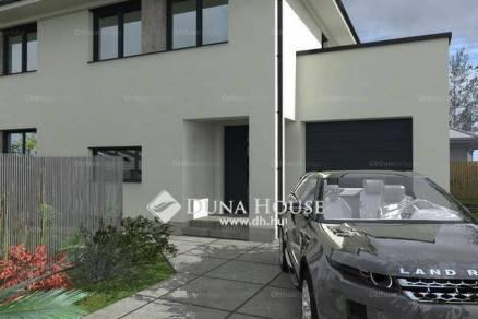 Debreceni új építésű családi ház eladó, 136 négyzetméteres