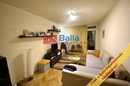 Budapesti lakás eladó, 48 négyzetméteres, 2 szobás