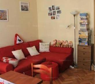 Budapesti lakás eladó, 37 négyzetméteres, 2 szobás