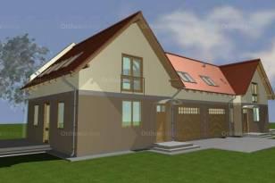 Székesfehérvár új építésű ikerház eladó, 3 szobás