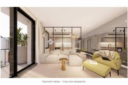 Budapest új építésű lakás eladó, 2 szobás