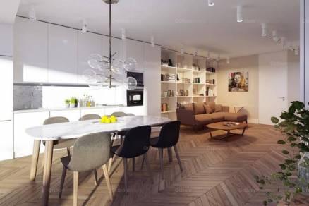 Budapest 2 szobás új építésű lakás eladó