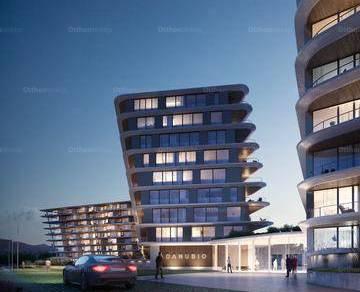 Budapesti új építésű lakás eladó, 74 négyzetméteres, 3 szobás