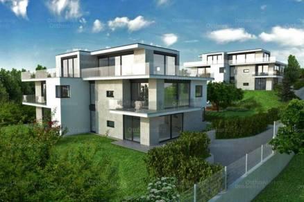 Budapesti új építésű lakás eladó, 57 négyzetméteres, 2 szobás