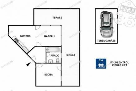 Kecskemét 2 szobás új építésű lakás eladó