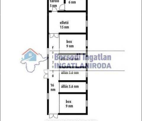 Putnoki eladó ház, 373 négyzetméteres
