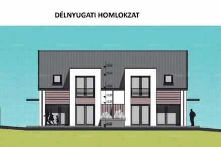 Eladó 5 szobás ikerház Kópháza, új építésű