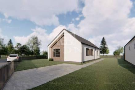 Peresztegi új építésű családi ház eladó, 80 négyzetméteres, 3 szobás