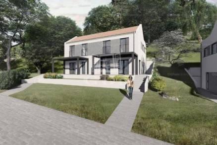 Eladó ikerház Pécs, 4 szobás, új építésű