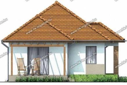 Szadai új építésű családi ház eladó, 127 négyzetméteres, 4 szobás