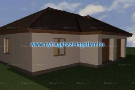 Nyíregyháza új építésű, 3 szobás