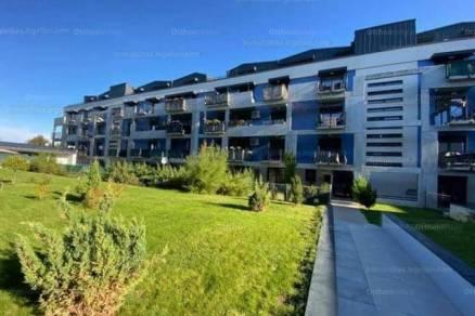 Soproni új építésű lakás kiadó, 34 négyzetméteres, 1 szobás