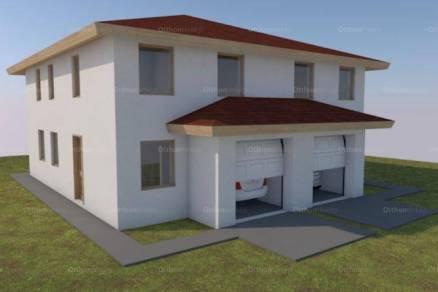 Budapest 5+1 szobás új építésű ikerház eladó