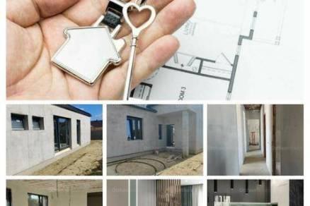 Eladó ikerház Szombathely, 2+2 szobás, új építésű