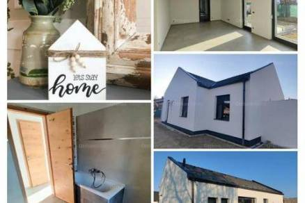 Új Építésű eladó ikerház Szombathely, 2+2 szobás