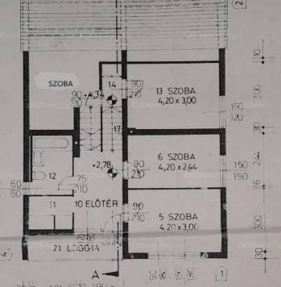 Hajdúsámsoni családi ház eladó, 93 négyzetméteres, 5 szobás
