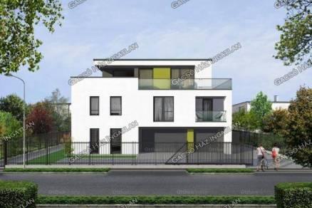 Budapesti új építésű lakás eladó, 64 négyzetméteres, 2+1 szobás