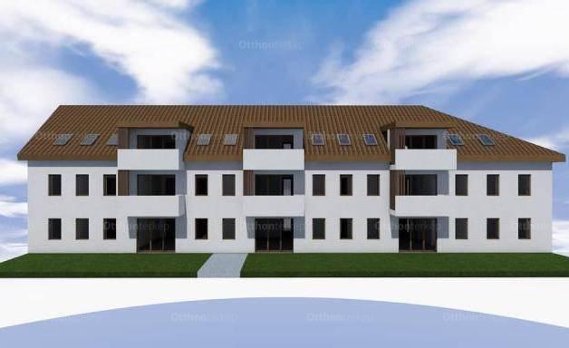 Egeri lakás eladó, 51 négyzetméteres, 3 szobás