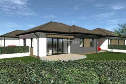 Új Építésű eladó ikerház Szombathely, 4 szobás