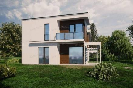 Budapest 4 szobás új építésű ikerház eladó