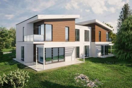 Budapest új építésű ikerház eladó, 4 szobás