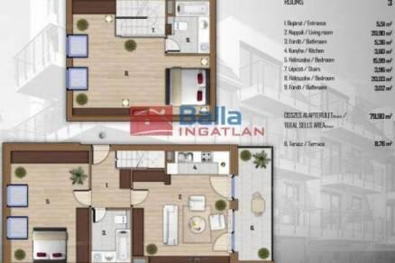 Budapest 3 szobás lakás eladó