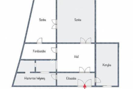 Lakás eladó Budapest, 83 négyzetméteres