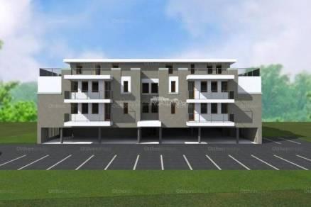 Új Építésű eladó lakás Szombathely, 3 szobás