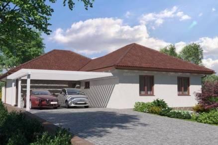 Balatonfőkajári új építésű családi ház eladó, 170 négyzetméteres, 4 szobás