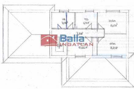 Fóti eladó családi ház, 5 szobás, 151 négyzetméteres