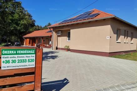 Kiadó nyaraló Csesztreg, 3 szobás, új építésű
