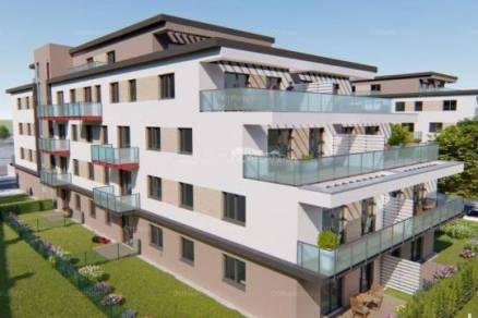 Eladó 2 szobás lakás Szombathely, új építésű