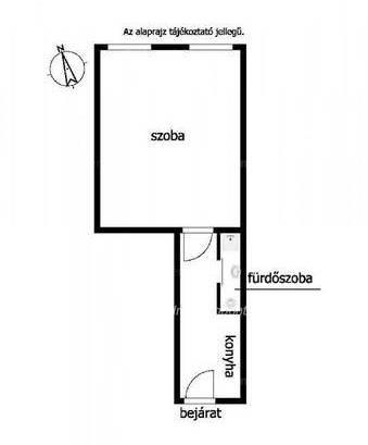 Budapest, lakás eladó, Józsefváros, 1 szobás
