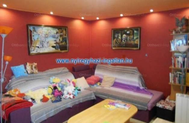 Nyíregyházai eladó családi ház, 4 szobás, 93 négyzetméteres