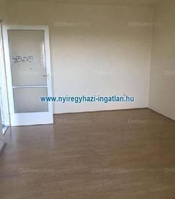 Nyíregyházai lakás eladó, 51 négyzetméteres, 2 szobás