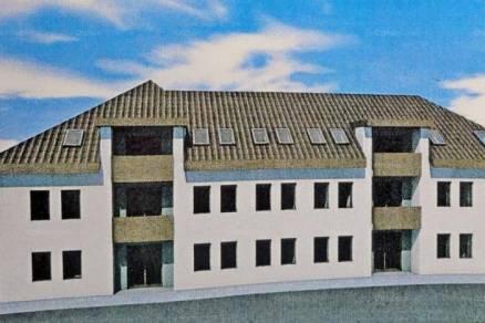 Új Építésű eladó lakás Eger, 2 szobás