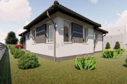 Dunakiliti új építésű családi ház eladó, 104 négyzetméteres, 3+1 szobás