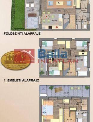Budapest sorház eladó, 5 szobás