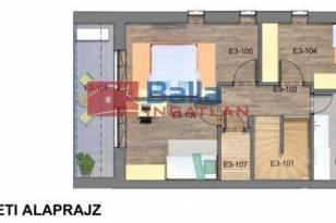 Eladó lakás, Budapest, 4 szobás