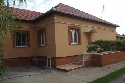 Kiskunfélegyházai családi ház eladó, 230 négyzetméteres, 2 szobás