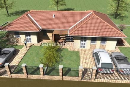 Szombathelyi családi ház eladó, 80 négyzetméteres, 4 szobás