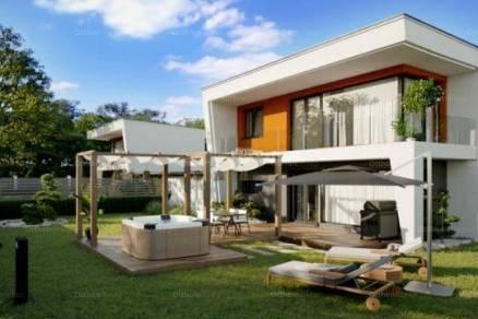 Szombathely új építésű családi ház eladó, 6 szobás