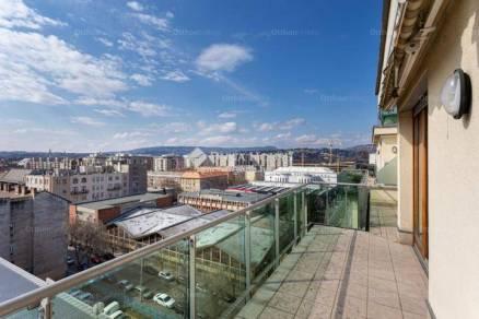 Budapesti kiadó lakás, 2 szobás, 81 négyzetméteres