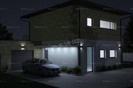 Budapest eladó új építésű családi ház